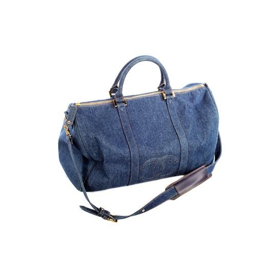 wgaca chanel chanel denim bag my style