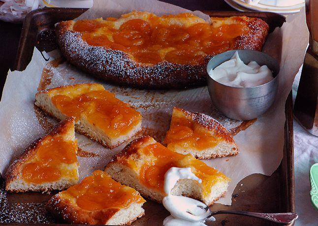 Apricot-Anise Tarts
