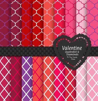 valentine diamond chocolate