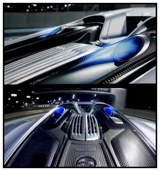 porsche 918 spyder exhaust vroooom pinterest. Black Bedroom Furniture Sets. Home Design Ideas