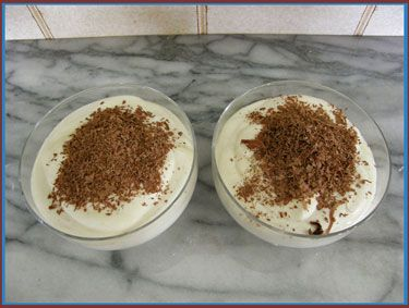 Easy Chocolate Banana Mousse Recipe | *Pudding / Mousse and Parfaits ...