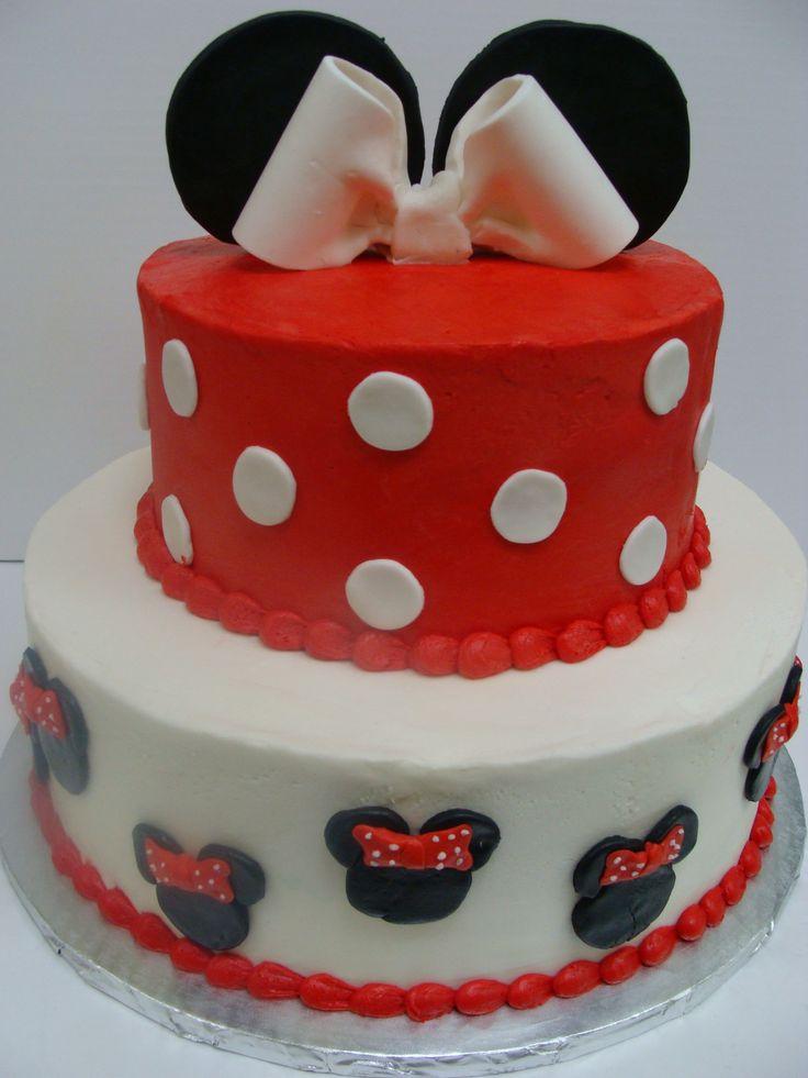 2nd Birthday Cake Ideas Minnie 10718  Minnie Mouse Cake For