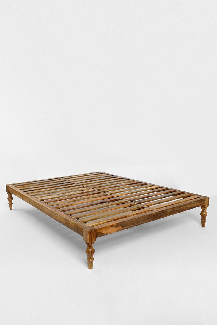 Best Magical Thinking Bohemian Platform Bed 400 x 300