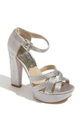 Bedazzled Michael Kors high heels