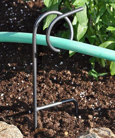 steel hose guide stake