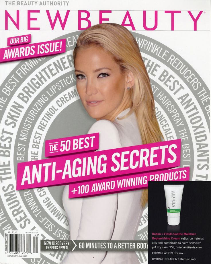 8 Anti-Aging Secrets of Dermatologists