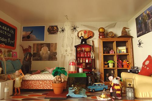 harry potter theme boys bedroom pinterest