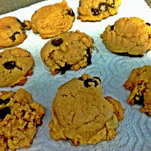 ... my savory sweet life: Best Ever Peanut Butter Chocolate Chip Cookies