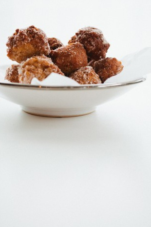 brown butter dOnut holes | Donuts | Pinterest