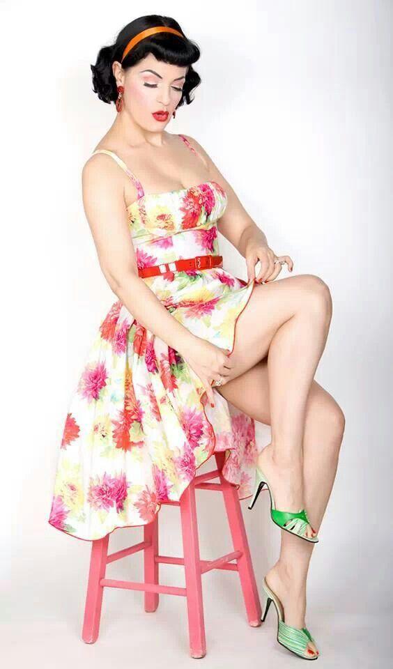 Bernie Dexter - Mariposa dress | Fashion Vintage | Pinterest