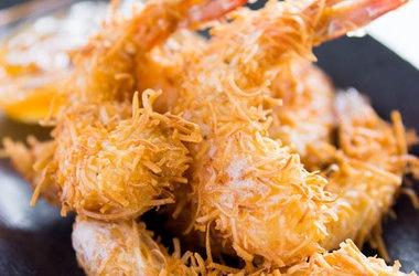 Coconut Shrimp with Spicy Orange Sauce | Food! | Pinterest