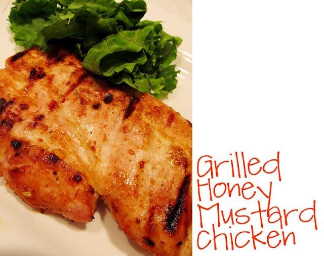 Grilled Honey Mustard Chicken | EAT: IKe'S ChIcKeN ShAcK | Pintere…