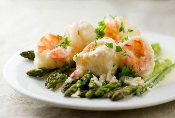 Creamy Chardonnay Shrimp | Dish Lovers | Pinterest