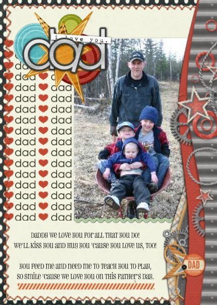 father's day card gallery