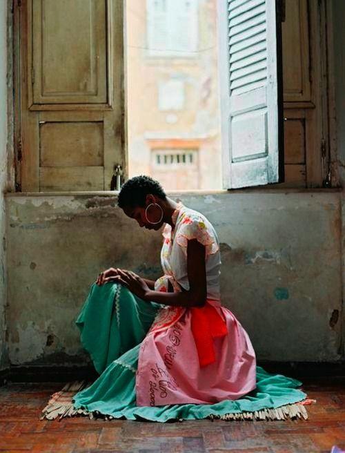 prayerful, Photo by Paul Barbera