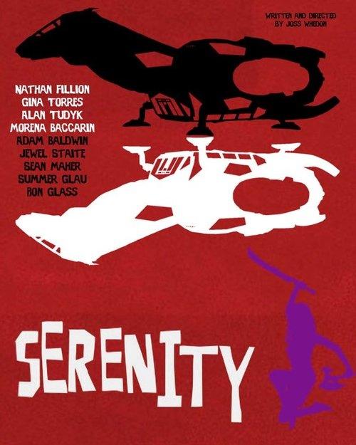 postersSerenity Minimalist Poster