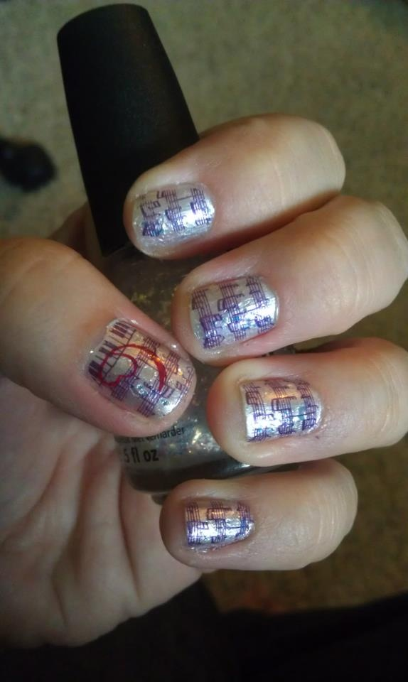 Pin by Becky Wynn on My Nail Art | Pinterest