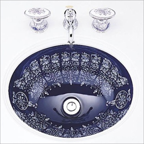 Very pretty, intricate raised sinks Products I Love Pinterest
