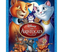 'The Aristocats' comes out on DVD and Blu-ray on Tuesday, August 24, 2012. Save $10 when you buy 2 select Disney Blu-ray Combo Packs.