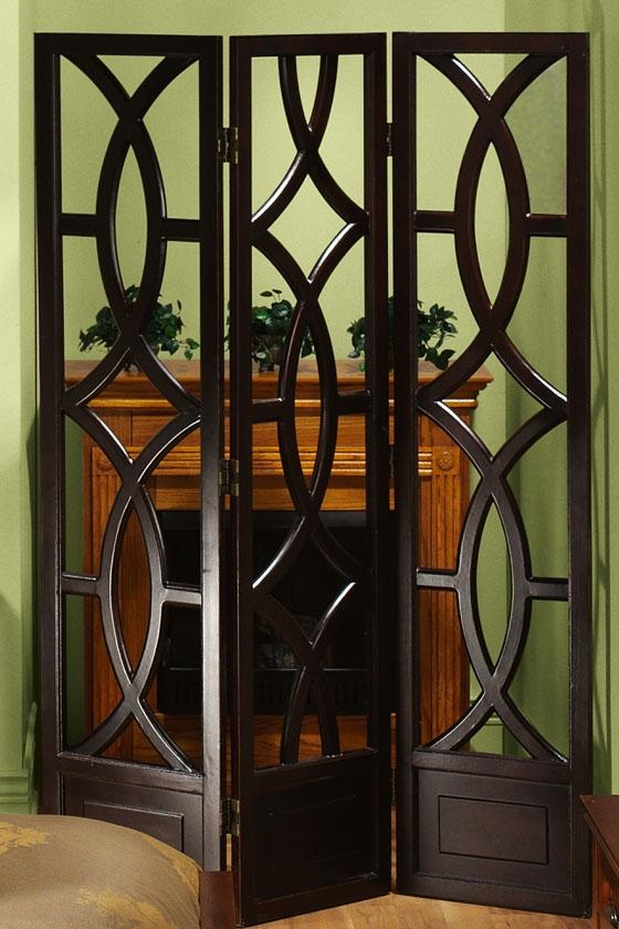 Wood 3 panel room divider home sweet home pinterest - Wood panel rooms ...