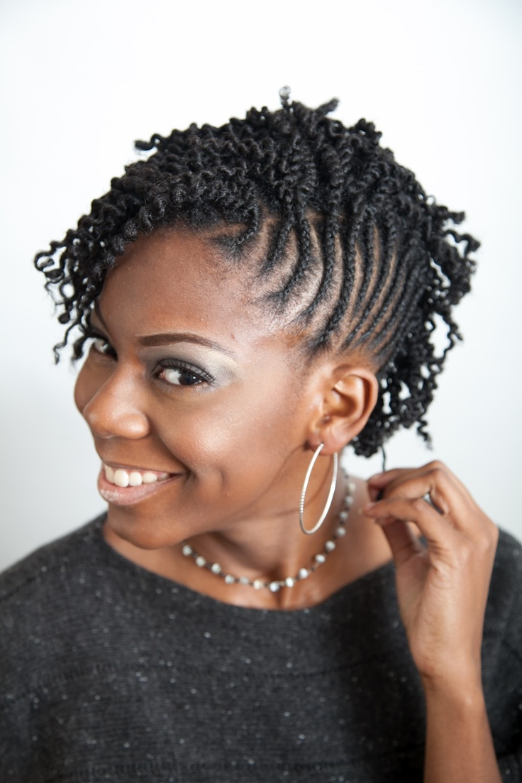 Braided Hairstyles For Graduation Kenya Pictures Short