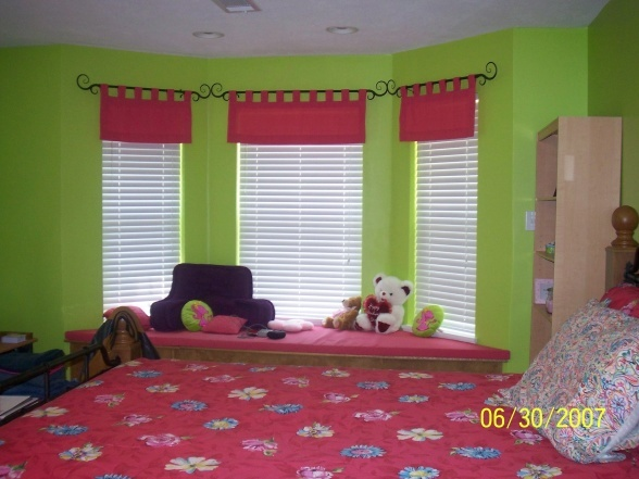 Hot pink and lime green bedroom ideas bing images my girls pinterest - Hot pink room ideas ...