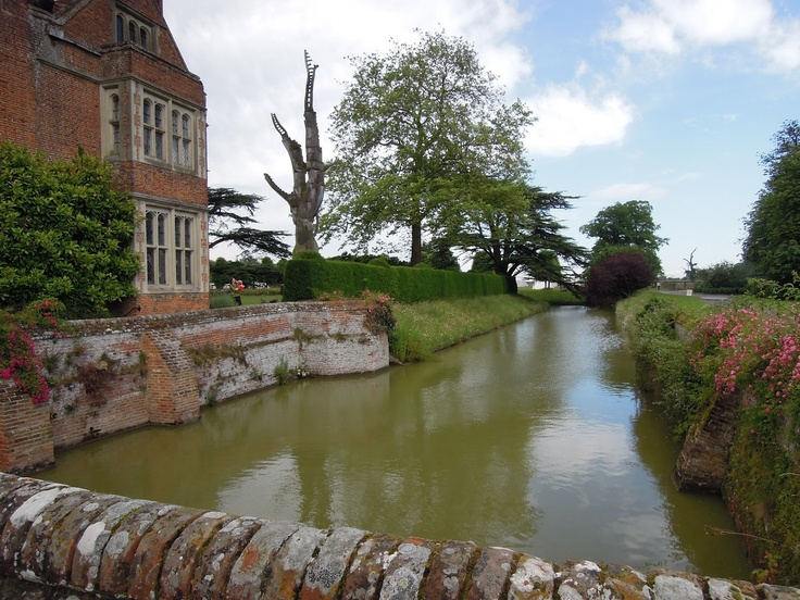 Can we have a moat? That would keep folks out...ha ha ha :)