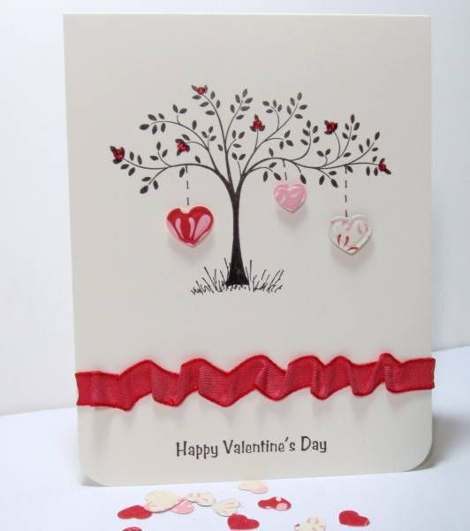 valentine paint crafts