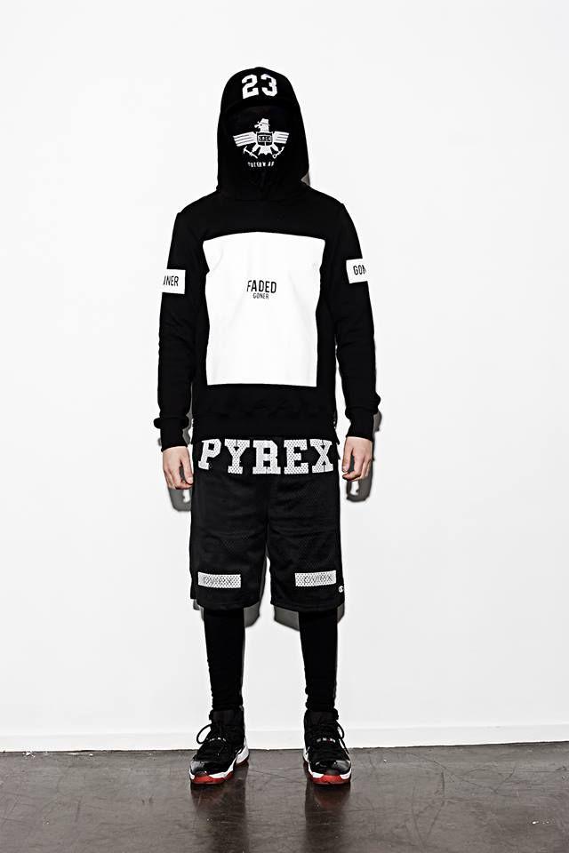 Pyrex одежда что это такое