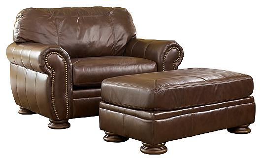 Palmer walnut oversized chair home decoration pinterest for Big comfy leather chair