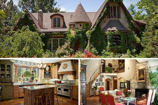 Storybook homes cnbc home is where the heart is for Storybookhomes com