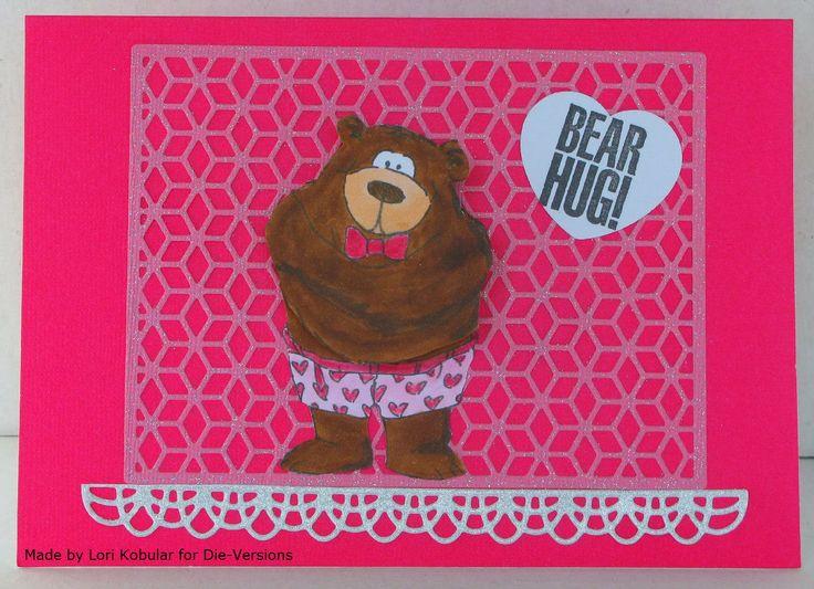 bear hugs valentines day
