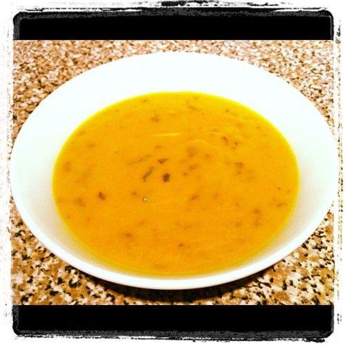 Carrot & Coriander Soup | Food | Pinterest