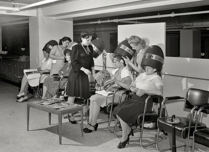 Vintage salon vintage beauty salon pinterest - Vintage salon images ...