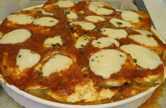Eggplant Lasagna | Main Dish Recipes | Pinterest