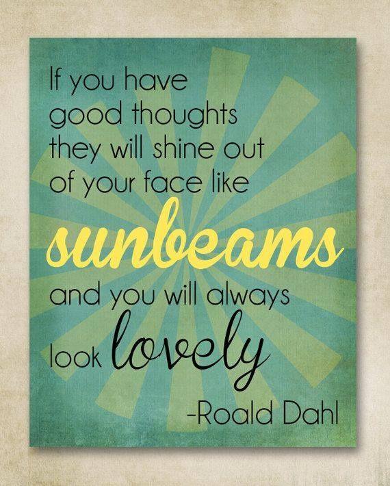 Roald Dahl | Quixotic Quotes | Pinterest
