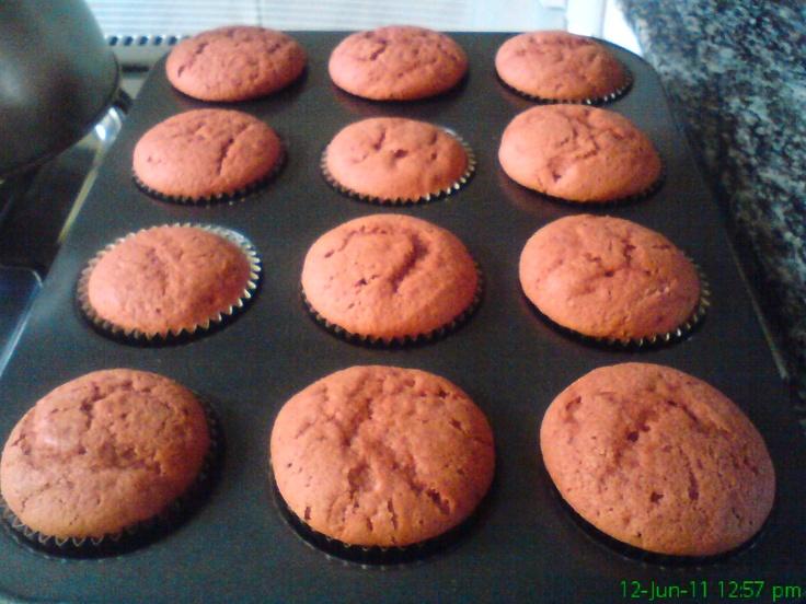 Red Velvet Cupcakes Favorite Recipes Pinterest