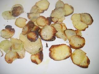 CSA girl: Purple Kohlrabi Chips | Delish! | Pinterest