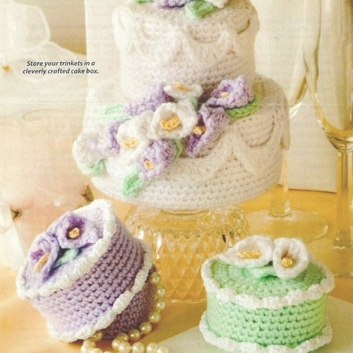Crochet Patterns For Wedding Gifts Traitoro For