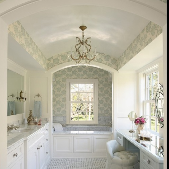 dream master bath for the home pinterest