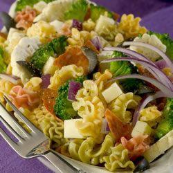 The Ultimate Pasta Salad Allrecipes.com