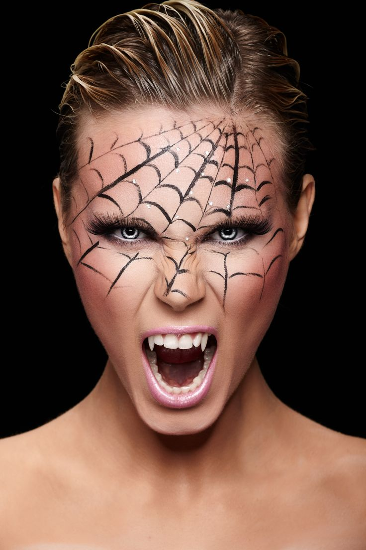 Halloween ideas (hairstyle and makeup) janelistyle.com - Magazine cover