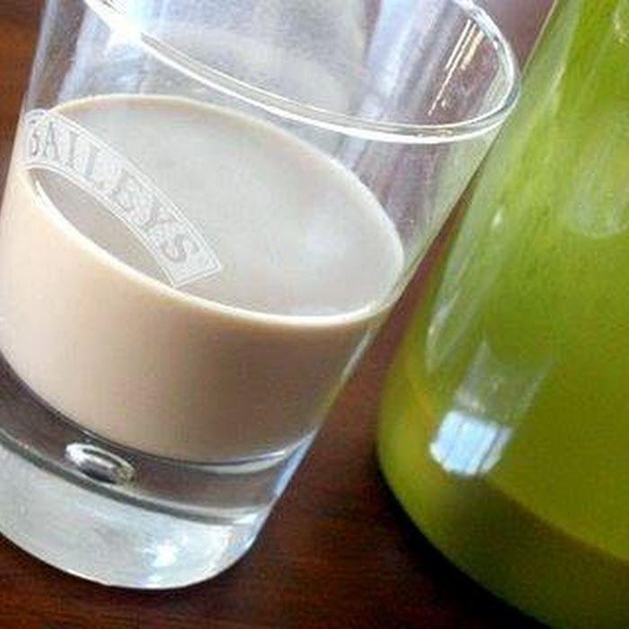 Homemade Bailey's Irish Cream | gifts to give | Pinterest