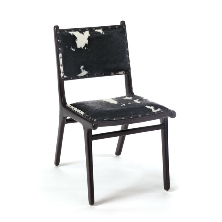 cowhide chairs home ideas likes pinterest