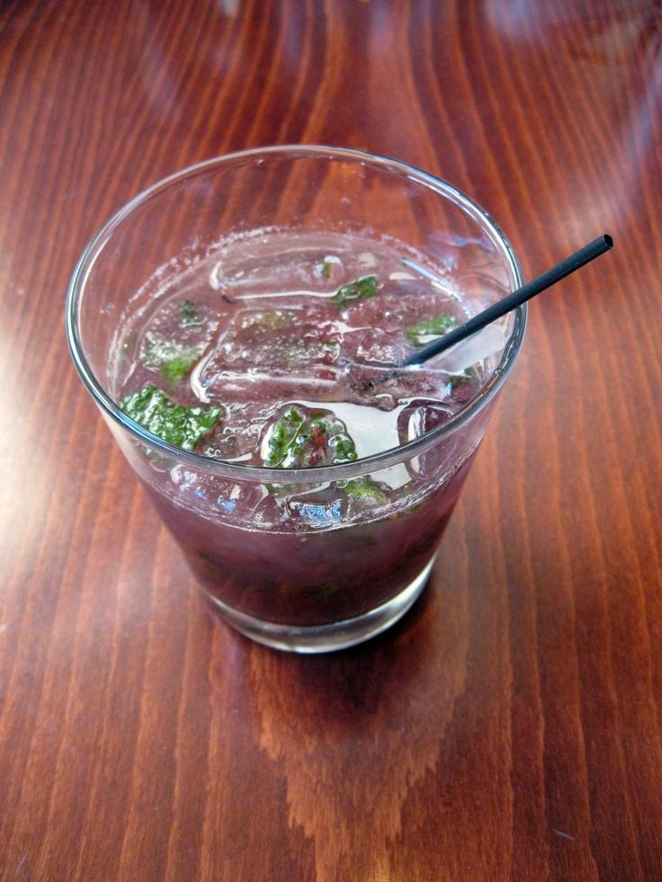Blueberries + Bourbon Recipe — Dishmaps