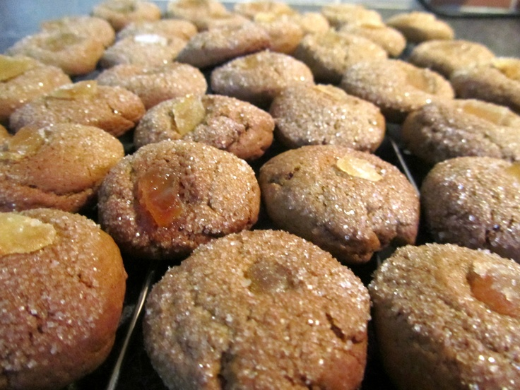 Big soft ginger cookies - these were a hit tonight with my kids. we ...