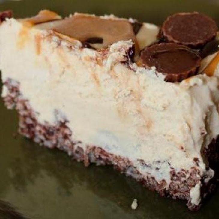 Frozen Peanut Butter Cheesecake Recipe | Sweet Recipes to Try | Pinte ...