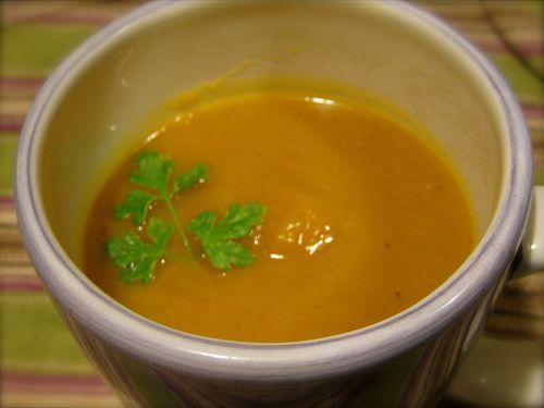 Vegan roasted butternut squash soup | Vegan/Vegetarian noms | Pintere ...