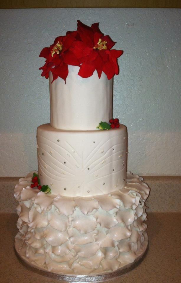 Christmas Cake Flavour Ideas : Christmas Cake Flavor Ideas 83052 Christmas Theme Wedding