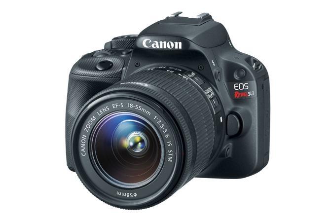 Canon Rebel SL1 (EOS 100D) Announced http://www.ubergizmo.com/2013/03 ...